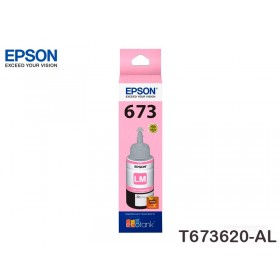 TINTA EPSON L800 LIGHT MAGENTA INK T673620