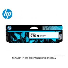 TINTA HP N° 970 3000PAG NEGRO CN621AM