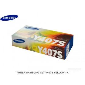 TONER SAMSUNG CLT-Y407S YELLOW 1K