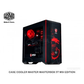 CASE COOLER MASTER MASTERBOX 5T MSI EDITION