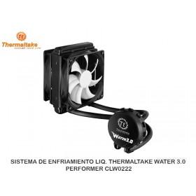 SISTEMA DE ENFRIAMIENTO LIQ. THERMALTAKE WATER 3.0 PERFORMER CLW0222