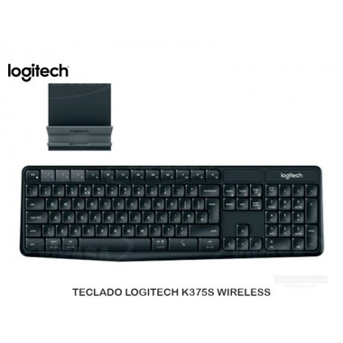 TECLADO LOGITECH K375S WIRELESS