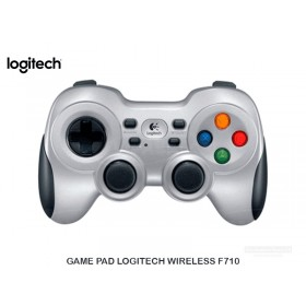 GAME PAD LOGITECH WIRELESS F710