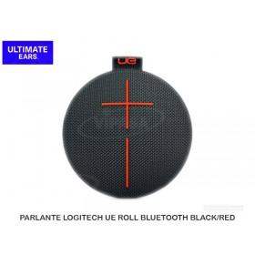 PARLANTE LOGITECH UE ROLL BLUETOOTH BLACK/RED