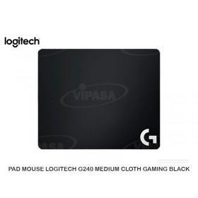 PAD MOUSE LOGITECH G240 MEDIUM CLOTH GAMING BLACK