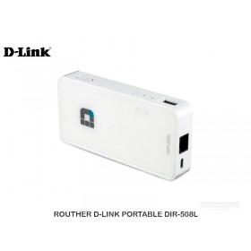 ROUTHER D-LINK PORTABLE DIR-508L