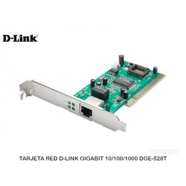 TARJETA RED D-LINK GIGABIT 10/100/1000 DGE-528T