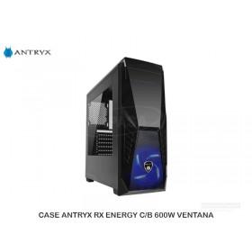 CASE ANTRYX RX ENERGY C/B 600W VENTANA