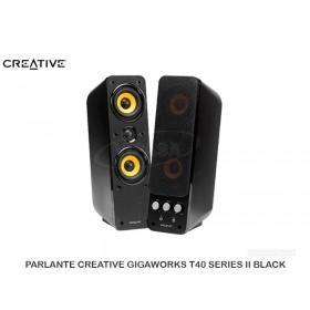 PARLANTE CREATIVE GIGAWORKS T40 SERIES II BLACK