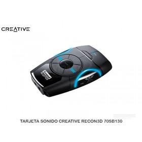 TARJETA SONIDO CREATIVE RECON3D 70SB130