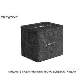 PARLANTE CREATIVE NUNO MICRO BLUETOOTH BLAK