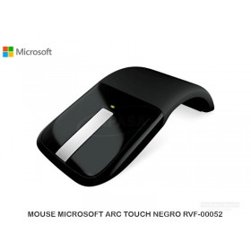 MOUSE MICROSOFT ARC TOUCH NEGRO RVF-00052