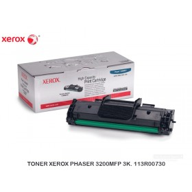 TONER XEROX PHASER 3200MFP 3K. 113R00730