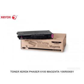 TONER XEROX PHASER 6100 MAGENTA 106R00681