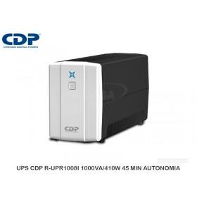 UPS CDP R-UPR1008I 1000VA/410W 45 MIN AUTONOMIA