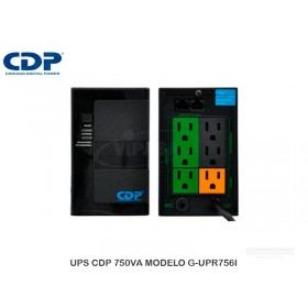 UPS CDP 750VA MODELO G-UPR756I