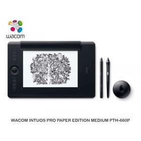 WACOM INTUOS PRO PAPER EDITION MEDIUM PTH-660P