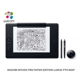 WACOM INTUOS PRO PAPER EDITION LARGE PTH-860P