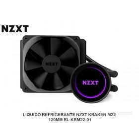 LIQUIDO REFRIGERANTE NZXT KRAKEN M22 120MM RL-KRM22-01