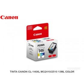 TINTA CANON CL-146XL MG2410/2510 13ML COLOR