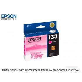 TINTA EPSON STYLUS T25/TX125/TX420W MAGENTA T133320-AL