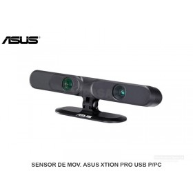 SENSOR DE MOV. ASUS XTION PRO USB P/PC