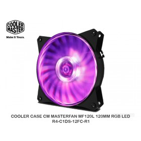 COOLER CASE CM MASTERFAN MF120L 120MM RGB LED R4-C1DS-12FC-R1