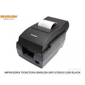 IMPRESORA TICKETERA BIXOLON SRP-270DUG USB BLACK