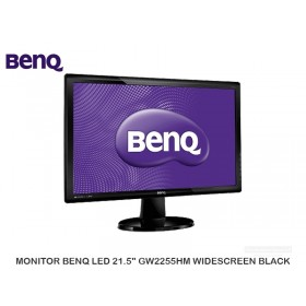 "MONITOR BENQ LED 21.5"" GW2255HM WIDESCREEN BLACK"