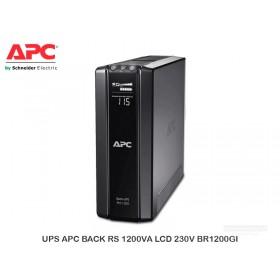 UPS APC BACK RS 1200VA LCD 230V BR1200GI