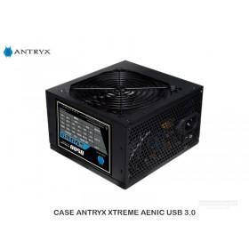 FUENTE PODER ANTRYX B500W V2 ATX 2.3 BOX AP-B500RV2