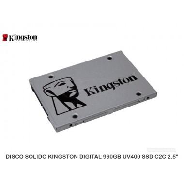 "DISCO SOLIDO KINGSTON DIGITAL 960GB UV400 SSD C2C 2.5"""