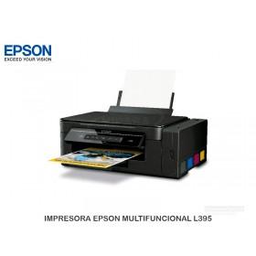 IMPRESORA EPSON MULTIFUNCIONAL L395