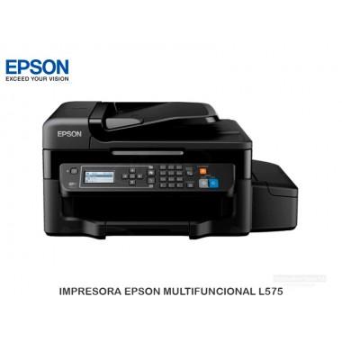 IMPRESORA EPSON MULTIFUNCIONAL L575