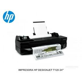 "IMPRESORA HP DESIGNJET T120 24"""