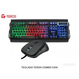TECLADO TEROS COMBO 5306
