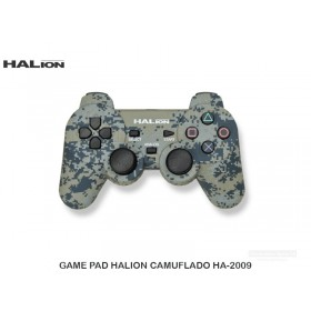 GAME PAD HALION CAMUFLADO HA-2009