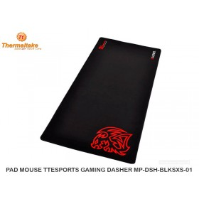 PAD MOUSE TTESPORTS GAMING DASHER MP-DSH-BLKSXS-01