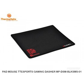 PAD MOUSE TTESPORTS GAMING DASHER MP-DSM-BLKSMS-01