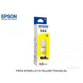 TINTA EPSON L3110 YELLOW T544420-AL