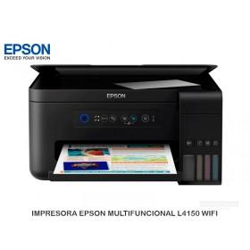 IMPRESORA EPSON MULTIFUNCIONAL L4150 WIFI