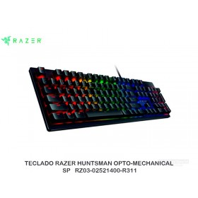 TECLADO RAZER HUNTSMAN OPTO-MECHANICAL SP   RZ03-02521400-R311