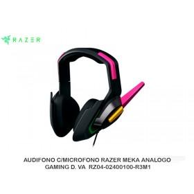 AUDIFONO C/MICROFONO RAZER MEKA ANALOGO GAMING D. VA RZ04-02400100-R3M1
