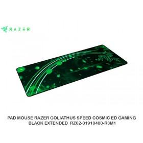 PAD MOUSE RAZER GOLIATHUS SPEED COSMIC ED GAMING BLACK EXTENDED  RZ02-01910400-R3M1