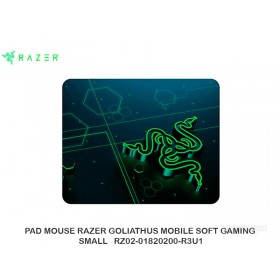PAD MOUSE RAZER GOLIATHUS MOBILE SOFT GAMING SMALL   RZ02-01820200-R3U1