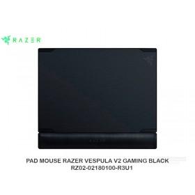 PAD MOUSE RAZER VESPULA V2 GAMING BLACK RZ02-02180100-R3U1