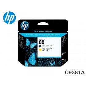 CABEZAL HP K550 BLACK & YELLOW Nº 88 C9381A