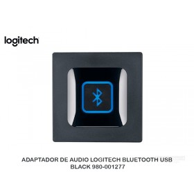 ADAPTADOR DE AUDIO LOGITECH BLUETOOTH USB BLACK 980-001277