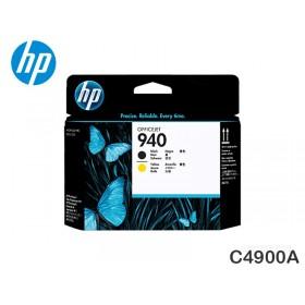 CABEZAL HP PRO 8500 NEGRO & AMARILLO C4900A