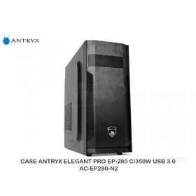CASE ANTRYX ELEGANT PRO EP-280 C/350W USB 3.0 AC-EP280-N2